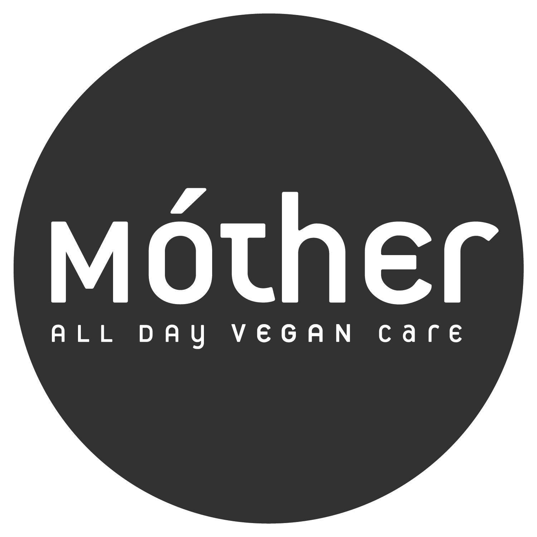 Logo Vicky and Eva - Mother Vegan Cafe