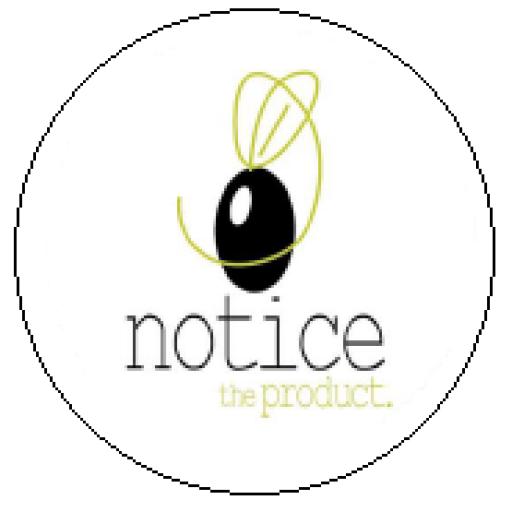 Λογότυπο Στάθης- Notice The Product